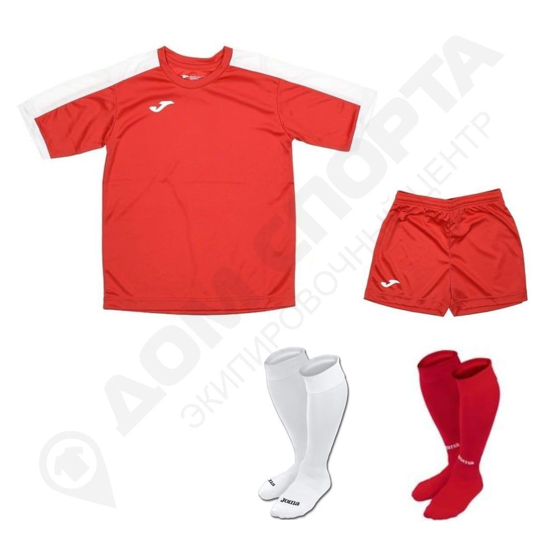 Детский комплект Joma (футболка+шорты) BASIC SET 101459 +