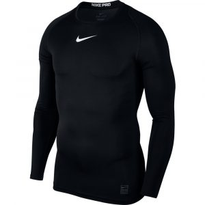 Nike TOP COMPRESSION CREW LONG SLEEVE